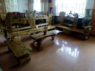 Tugas (Molave) sala set. Still Negotiable
