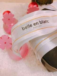 Belle en Blanc•Parfums