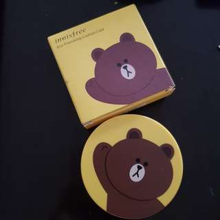 Brown Innisfree Cushion Case (Limited Edition)