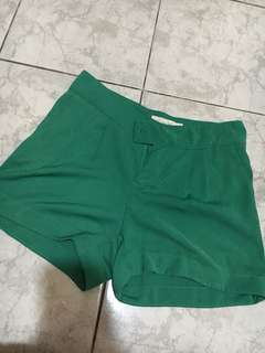 Regatta Green Shorts