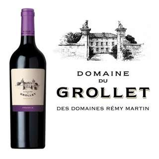 Domaine du Grollet Reserve , Cognac 2009 & 2010 人頭馬格樂蕾珍藏紅葡萄酒,干邑 2009 & 2010