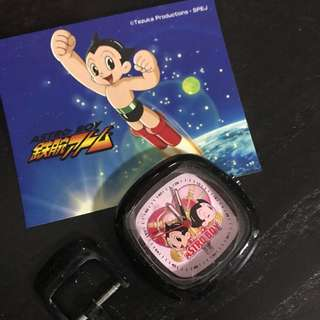 Astroboy Watch timepiece