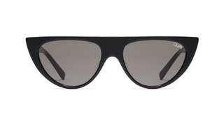 Quay 'Run Away' Sunglasses