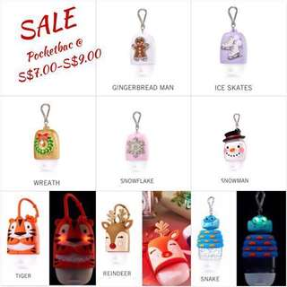 'SALE' Pocketbac Holder