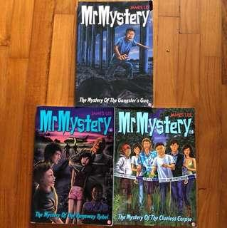 Clearance Mr Mystery