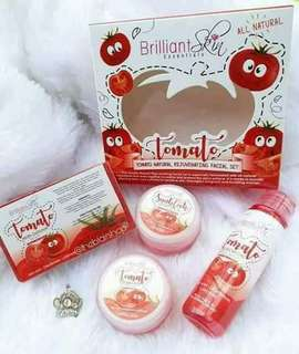 BRILLIANT SKIN TOMATO REJUVENATING SET