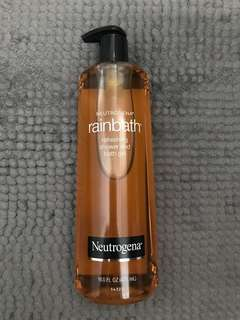 Neutrogena RainBath Shower and Bath Gel 473ml (Korea)