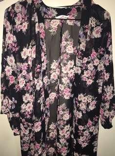 Supré Floral Kimono