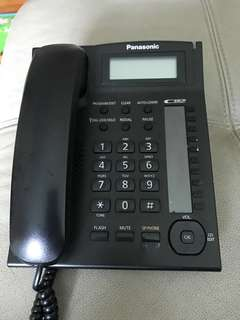 Used Panasonic phone KX-TS880MX
