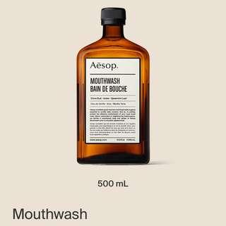 Aesop Mouthwash
