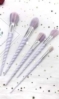 Unicorn brush - 5pcs