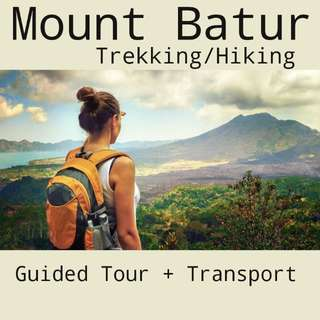 BIG SALE! Mt. Batur Hiking & Trekking