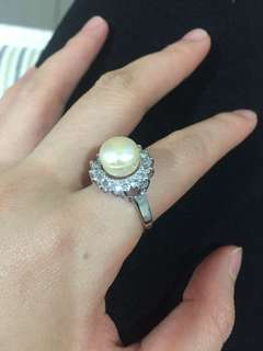 Pearl ring from palawan