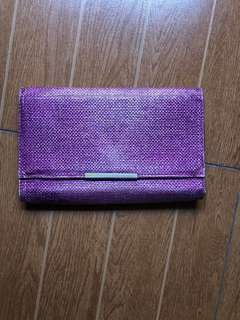 H&M envelope clutch