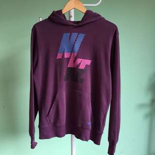 Nike Sweater Purple