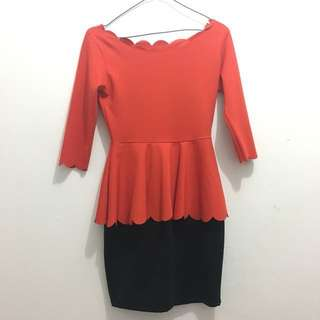 Orange Dress Bangkok