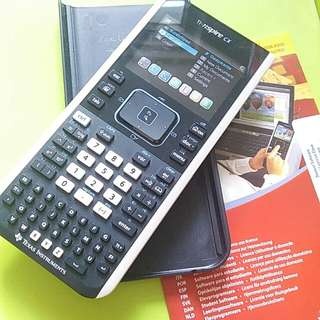 TI - Nspire CX Texas Instruments