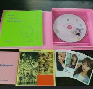 twice twicetagram pink album