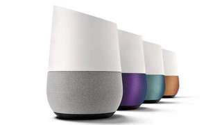Google Home (White Slate)-Smart Speaker and Home Assistant (US Version)