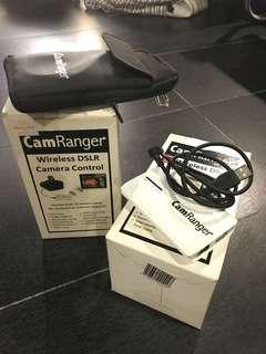 Cam Ranger Wireless DSLR Camera Control
