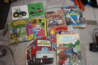 Construction book and etc. Take all