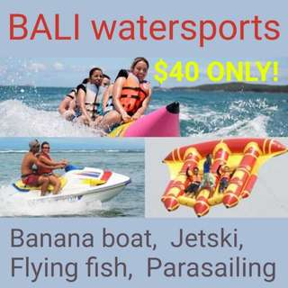 🚚 BIG SALE!  4x Watersports for 2 pax