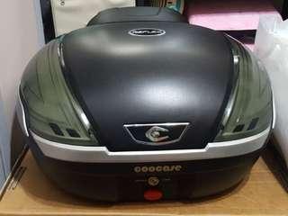 "Coocase Topbox ""Reflex V50"" with backrest"