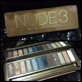 Eyeshadow Nude 3