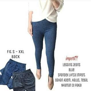 Legging jeans import
