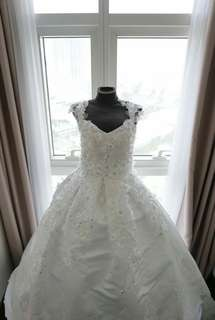 Mom & Daughter (Terno) Bridal Gown