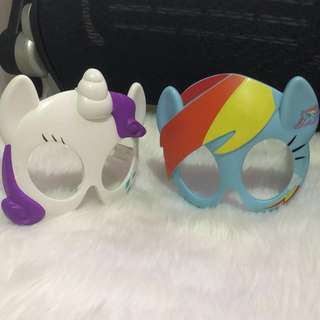 Little Pony Shades 2 pcs for 180