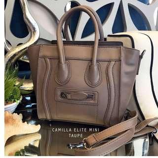Camilla Elite Mini (FREE SF) 3 COLORS AVAILABLE