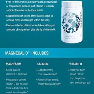 USANA SG - Calcium MagneCal D