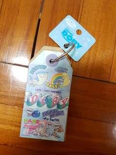 迪士尼Disney Dory Memo tag