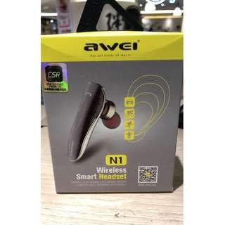 AWEI N1 Wireless Smart Headset
