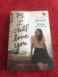 P.S I Still Love You (sekuel To All The Boys I've Loved Before)
