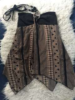 Tribal Halter top