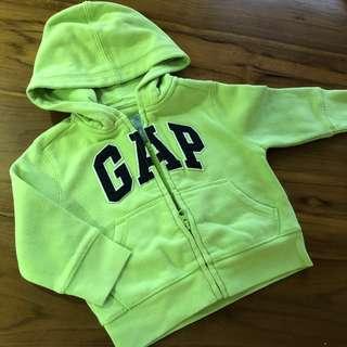 🚚 Baby GAP 厚棉刷毛外套