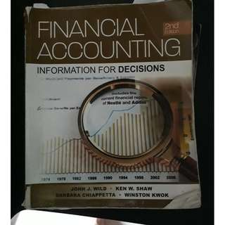 Financial Accounting (NUS Business) ACC1002