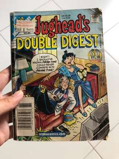 ARCHIE JUGHEAD'S DOUBLE DIGEST