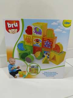 Bru Shapes & Sorting Puzzle