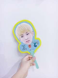 🚚 SHINee Key 手扇