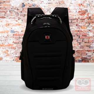 "SWISSGEAR Backpack V2 Fit Most 13"" and 15˝ Laptop - Black"