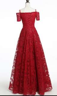 Red Wedding / Evening Gown
