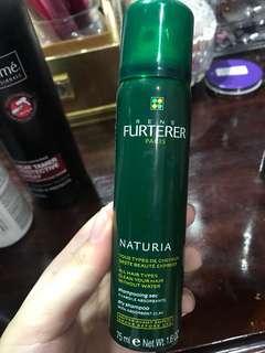 Furterer dry shampoo