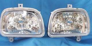 KANCIL 96 CRYSTAL HEAD LAMP