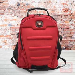 "SWISSGEAR Backpack V2 Fit Most 13"" and 15˝ Laptop - Red"
