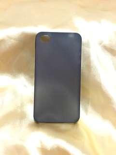Grey case iphone5