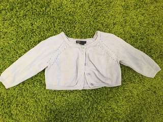 Gap baby cardigan (cropped)