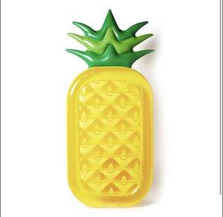 Pineapple Inflatable Pool Float